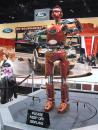 Chicago Auto Show: Ford robot. (click to zoom)