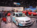 Chicago Auto Show: Mazda. (click to zoom)
