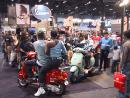 Chicago Auto Show: Vespa. (click to zoom)