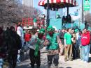 Saint Patrick's Day parade. (click to zoom)