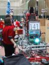 F.I.R.S.T. Robotics Competition at NU. (click to zoom)