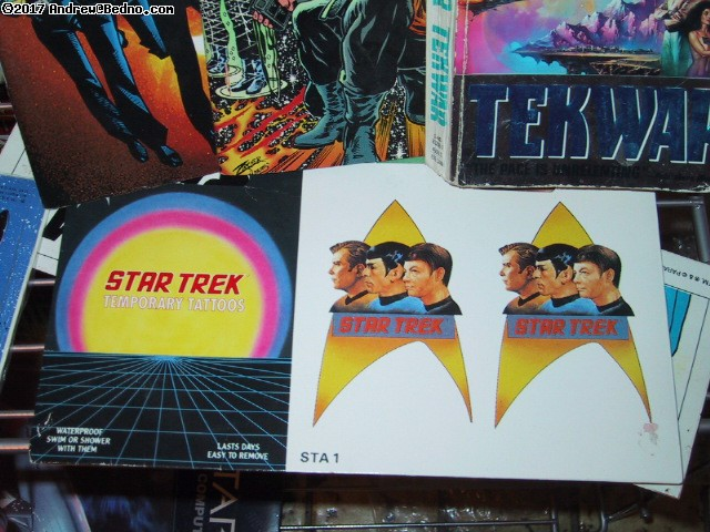 Star Trek collectible.