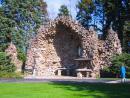 Saint Mary's: Grotto. (click to zoom)