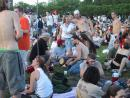 Blues Fest: Drum circle. (click to zoom)