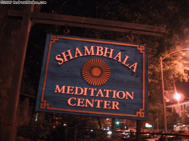 Shambhala meditation center.