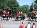 Vernon Hills Independence Day Parade: Chicago Black Horse Troop Association. (click to zoom)