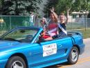 Vernon Hills Independence Day Parade: Beauty Queens. (click to zoom)