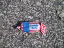 Vernon Hills Independence Day Parade: Tootsie Roll. (click to zoom)