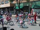 Evanston Independence Day parade: Decorated kids bikes. (click to zoom)