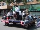 Evanston Independence Day parade: More Klezmer. (click to zoom)