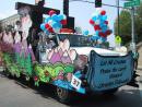 Evanston Independence Day parade: Vineyard Christian Fellowship. (click to zoom)