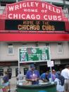 Cubs at Wrigley Field: Souvenirs. (click to zoom)