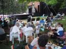Shakespeare on the Green: Crowd. (click to zoom)