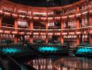 Chicago Shakespeare Theater: Interior from stage left. (click to zoom)