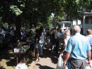 Andersonville giant yard sale: Crowd. (click to zoom)