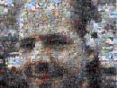 Photo mosaic of Andrew. Fully zoomed in. 1920x1440 (>1MB) (click to zoom)