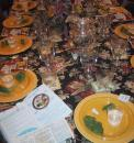 Passover: Big table. (click to zoom)