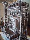 Gingerbread Chicago Theatre. (click to zoom)