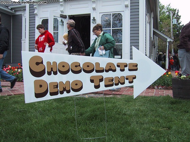 Long Grove Chocolate Fest.