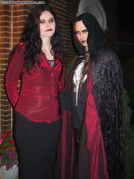 All ages Goth night at Chicagoland Community Church.