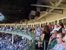 Cubs game at Wrigley Field. (click to zoom)