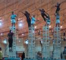 Triton Troupers Circus practice. (click to zoom)