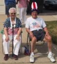 Independence day parade in Lyons. (click to zoom)