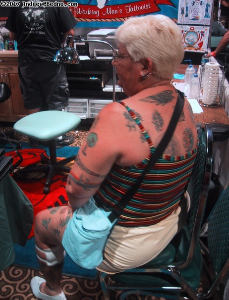 Inkin' Lincoln Tattoo Convention.