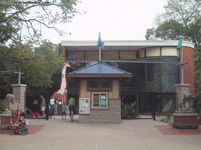Glen Oak Zoo in Peoria.