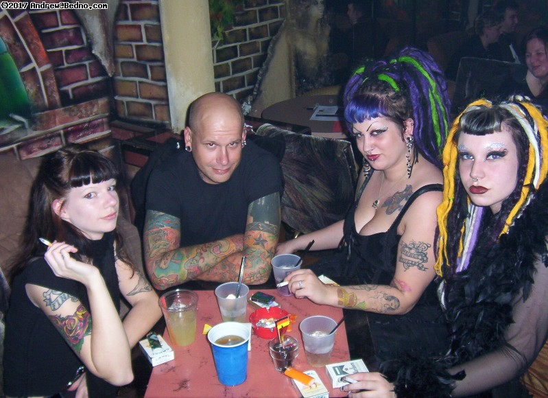 GOTHtoberfest at Cafe Lura.