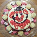 Clown cake. (click to zoom)