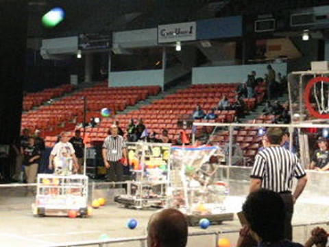 Robotics Competition.