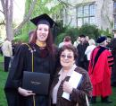 Susan's MSW graduation from Dominican University. (click to zoom)