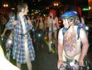 World Naked Bike Ride Chicago. (click to zoom)