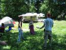 Camping in Watseka. (click to zoom)