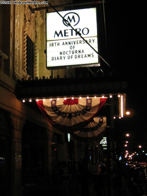 Nocturna 18th anniversary party at Metro.