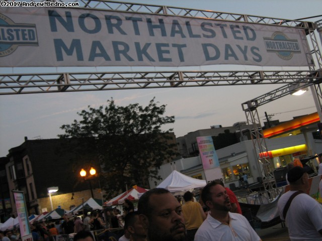 Northalsted Market Days.