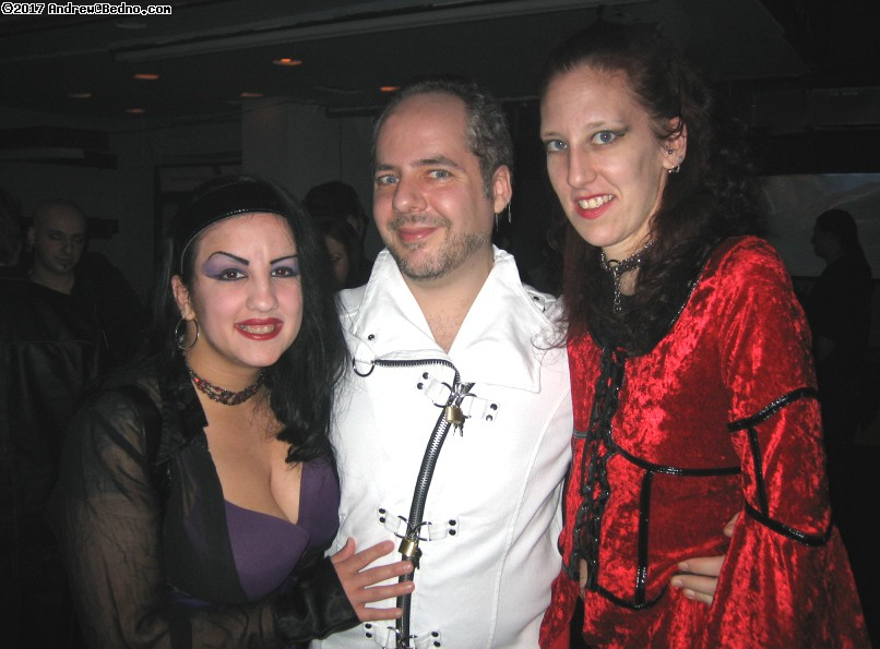 Mistress Xena, Andrew and Susan.