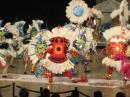 Mummers New Years Day performances in Philadelphia. (click to zoom)