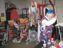 Triton Troupers Circus show day prep. (click to zoom)