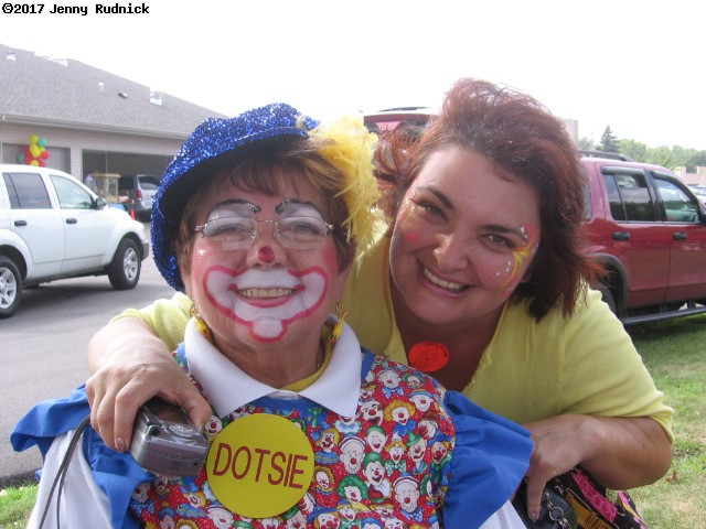 Clown Week Celebration at Showmen's Rest.
