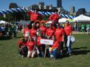 Heart Association Heart Walk in Grant Park. (click to zoom)