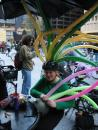 Chicago Critical Mass bike event 10th anniversary (CCMX). (click to zoom)