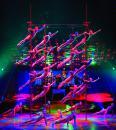 Cirque Du Soleil Saltimbanco at Peoria Civic Center. (click to zoom)