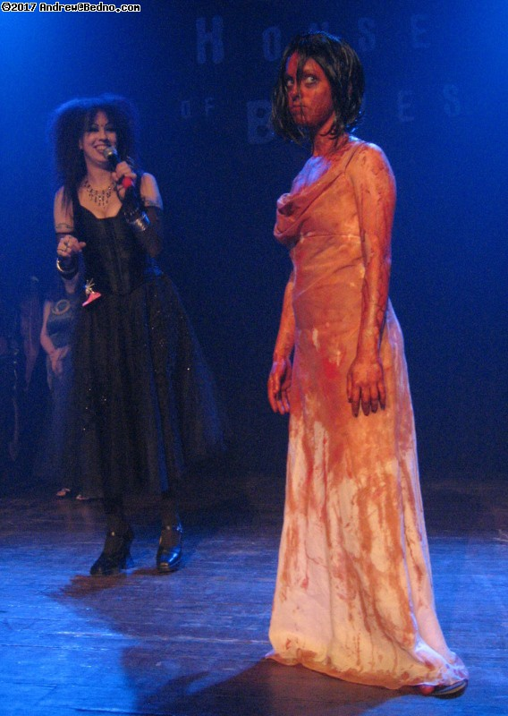 Halloween Nocturna at House of Blues.