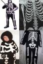 Andrew's skeleton costume planning. (click to zoom)