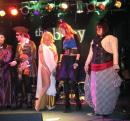Gothic Winter Carnival and masquerade with Voltaire at Abbey Pub. (click to zoom)