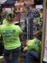 F.I.R.S.T. Robotics Competition Regionals at UIC Pavilion. (click to zoom)