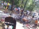 Active Transportation Alliance's Boulevard Lakefront Tour bike ride. (click to zoom)