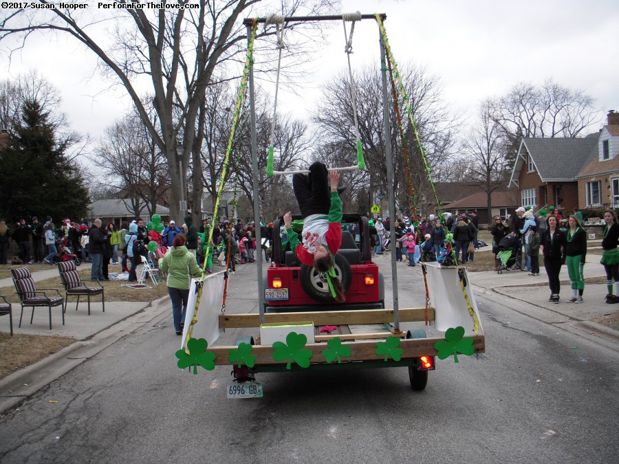 Forest Park St. Patrick's Day Parade.